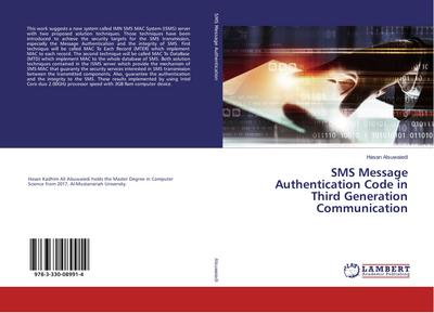 SMS Message Authentication Code in Third Generation Communication