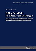 Policy Payoffs in Koalitionsverhandlungen