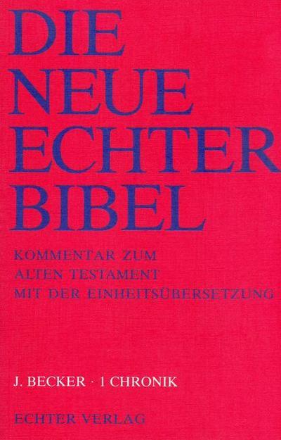 Die Neue Echter-Bibel. Altes Testament. 1. Chronik