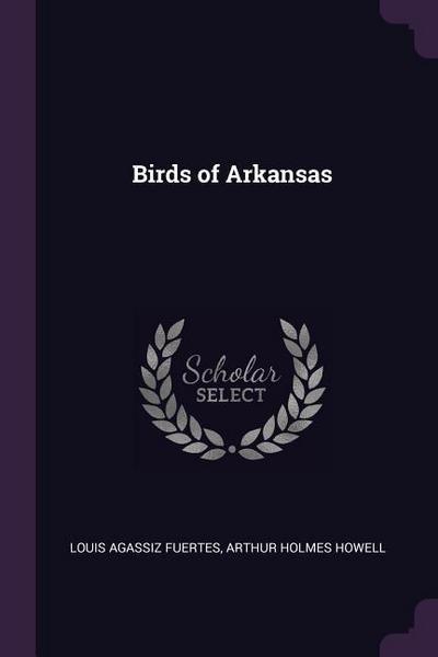 Birds of Arkansas
