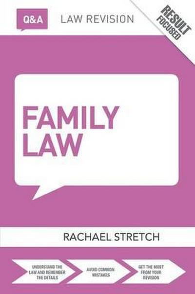 Q&A Family Law