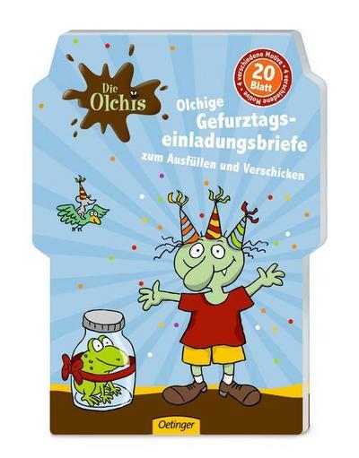 Dietl, E: Olchis Einladungskarten