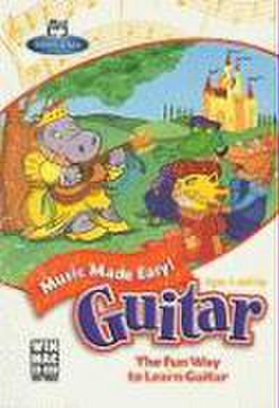 Music Made Easy -- Guitar: The Fun Way to Learn Guitar, CD-ROM