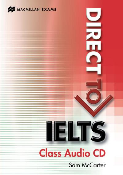Direct to IELTS Class Audio-CD