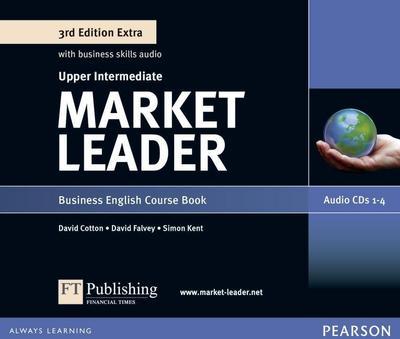 Market Leader Extra Upper Intermediate Class Audio CD