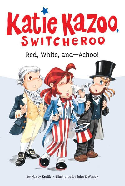 Red, White, and--Achoo! #33