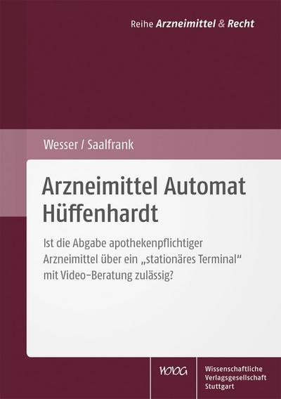 Arzneimittel Automat Hüffenhardt
