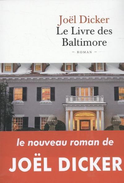 Le livre de Baltimore: Roman