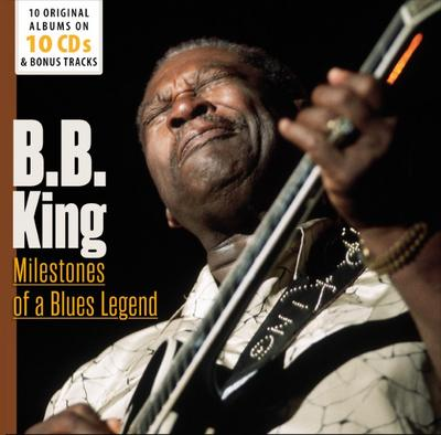 Milestones of a Blues Legend. 10 Original Albums