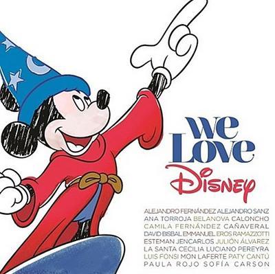 We Love Disney - Latino