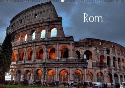 Rom (Wandkalender 2019 DIN A2 quer)