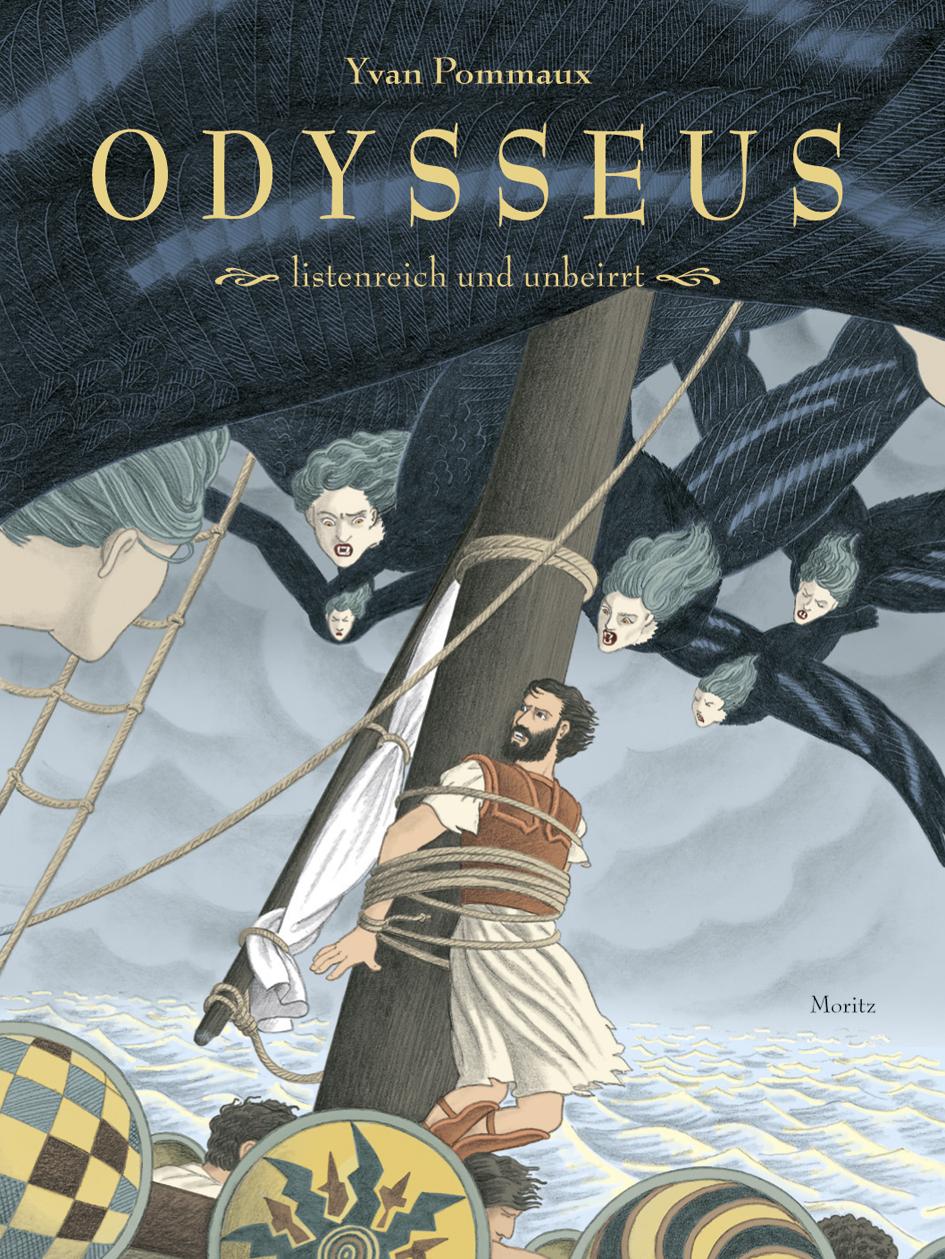 Odysseus, Yvan Pommaux