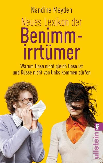 Neues Lexikon der Benimmirrtümer