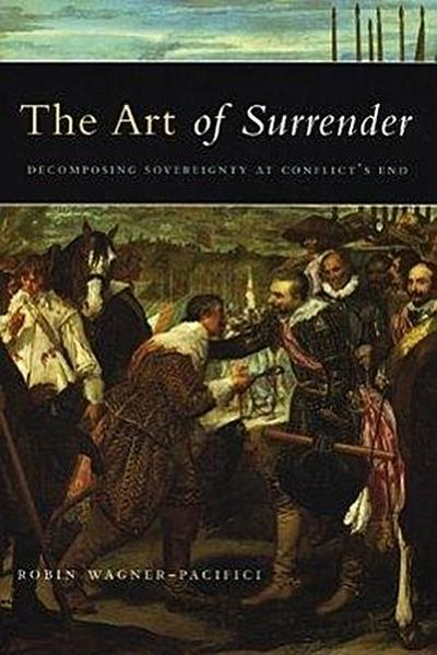 The Art of Surrender: Decomposing Sovereignty at Conflict's End