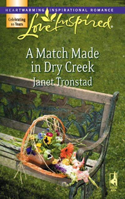 A Match Made in Dry Creek (Mills & Boon Love Inspired)