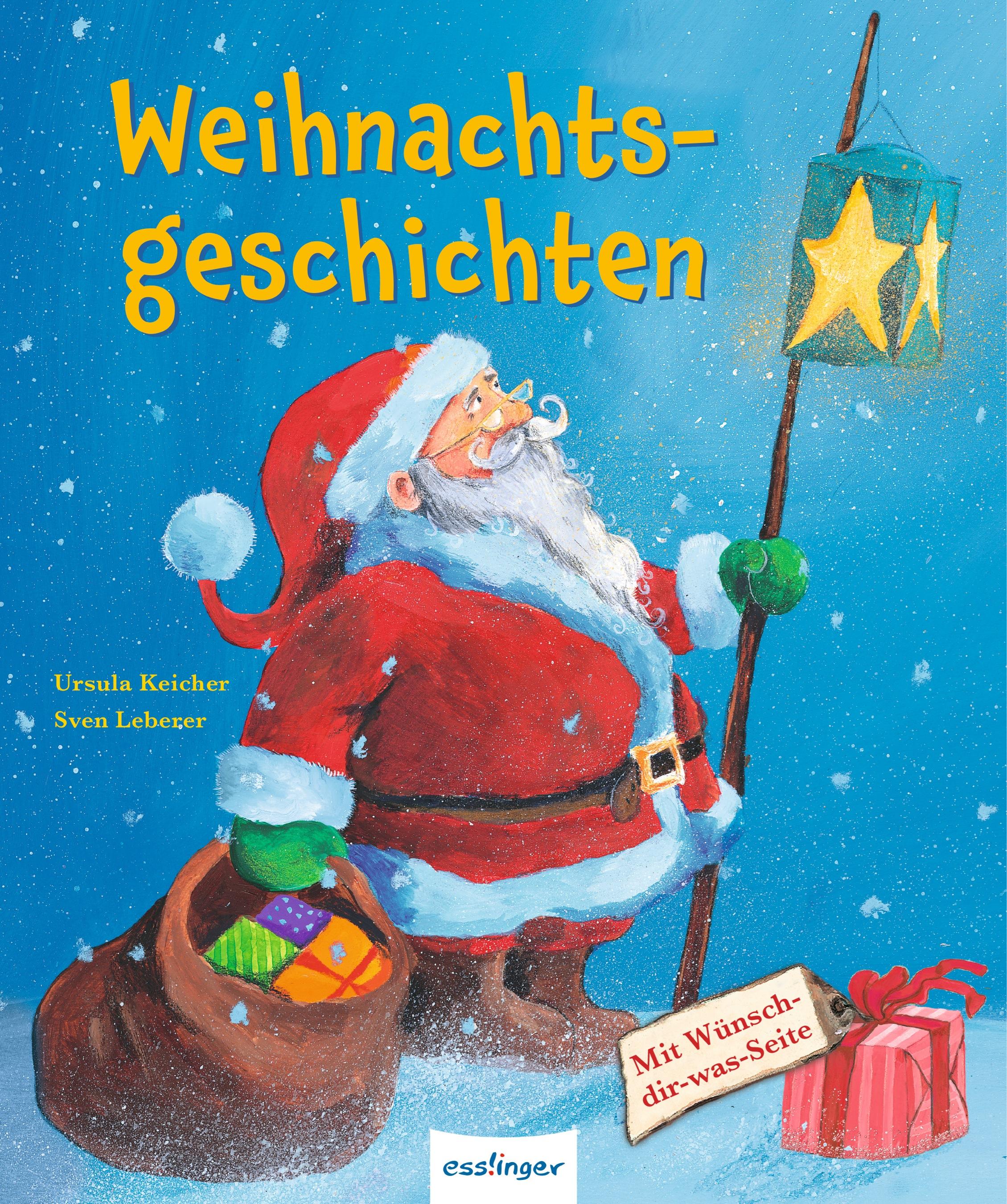 NEU Weihnachtsgeschichten Ursula Keicher 233021
