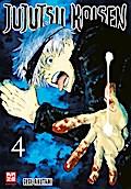 Jujutsu Kaisen - Band 4