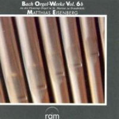 Orgelwerke Vol.6b