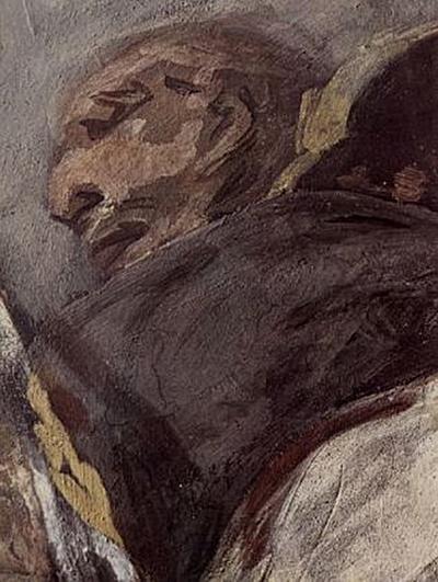 Francisco de Goya y Lucientes - Der Heilige erweckt einen Toten in Lissabon - 200 Teile (Puzzle)