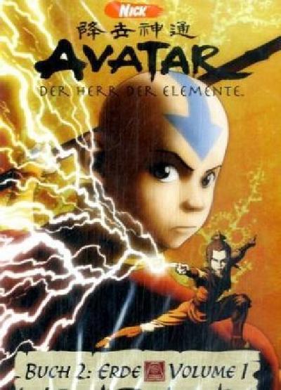 Avatar - Der Herr der Elemente, Buch 2: Erde, Volume 1