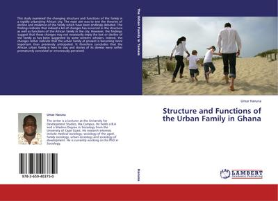 Structure and Functions of the Urban Family in Ghana
