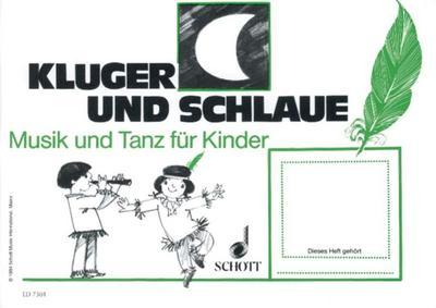 Kluger Mond und schlaue Feder: (3. Halbjahr). Kinderheft + Elternzeitungen kplt.. (Musik und Tanz für Kinder - Erstausgabe)