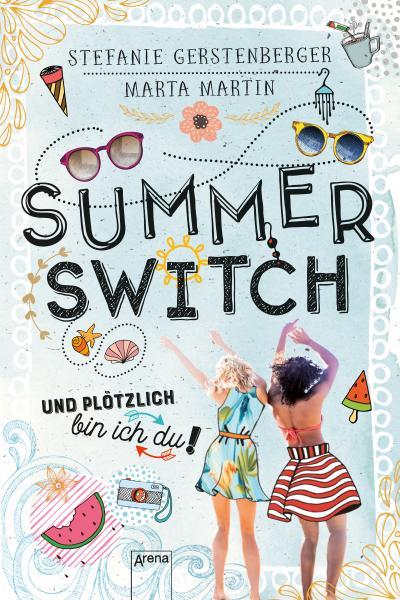 Summer Switch; Und plötzlich bin ich du!:; Deutsch
