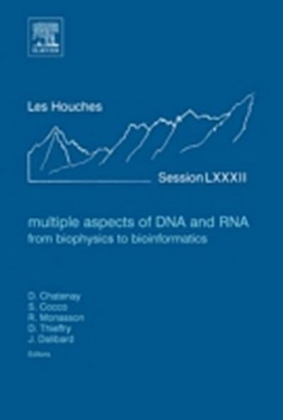Multiple Aspects of DNA and RNA: from Biophysics to Bioinformatics