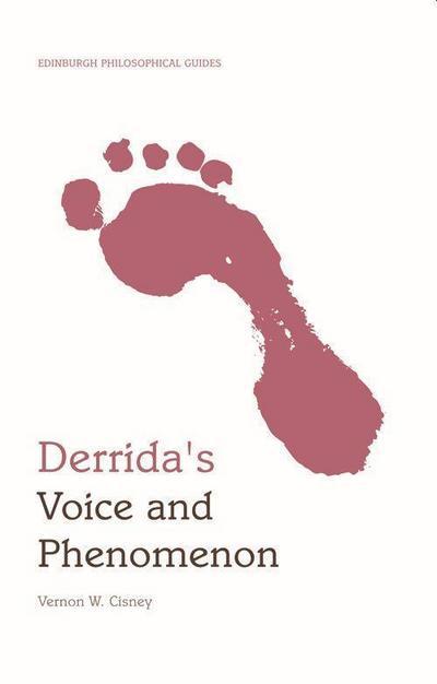 Derrida's Voice and Phenomenon