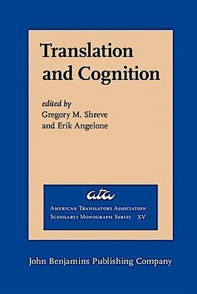 Translation and Cognition