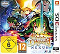 Etrian Odyssey Nexus (Nintendo 3DS)