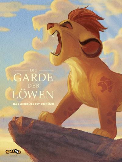 Die Garde der Löwen - Das Gebrüll ist zurück