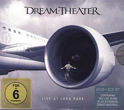 Live At Luna Park (2dvd+3cd)