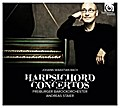 Cembalokonzerte BWV1052-1058, 2 Audio-CDs; Cembalokonzerte BWV1052-1058,2CD; Mit Coupon für einen Gratis-Download. Harpsichord Concertos. 109 Min.