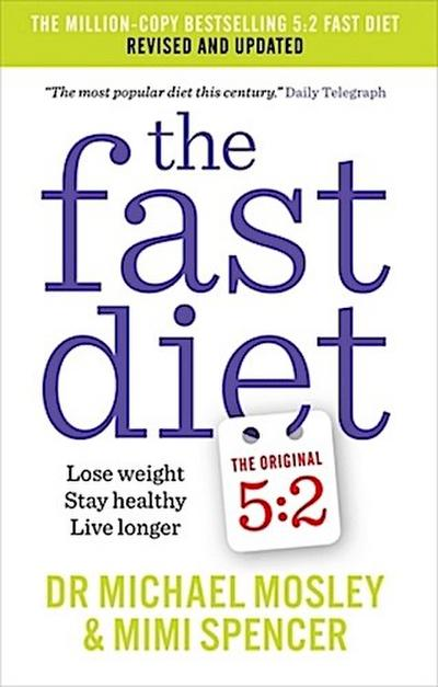 The Fast Diet, English edition