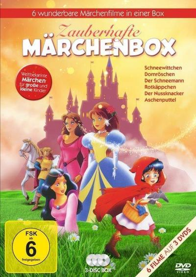 Zauberhafte Märchenbox