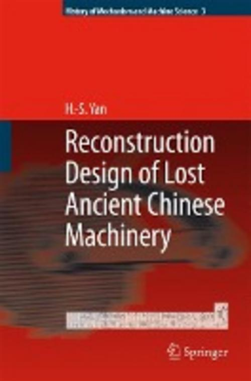 H. -S. Yan / Reconstruction Design of Lost Ancient Chinese M ... 9781402064593