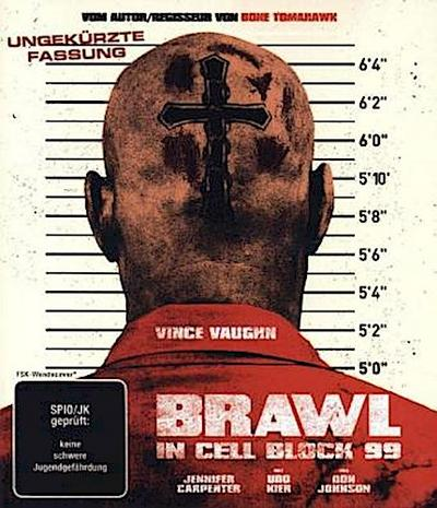 Brawl in Cell Block 99, 1 Blu-ray (Uncut)