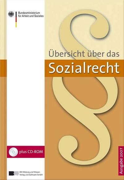 Übersicht über das Sozialrecht, Ausgabe 2007