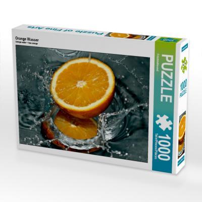 Orange Wasser (Puzzle)