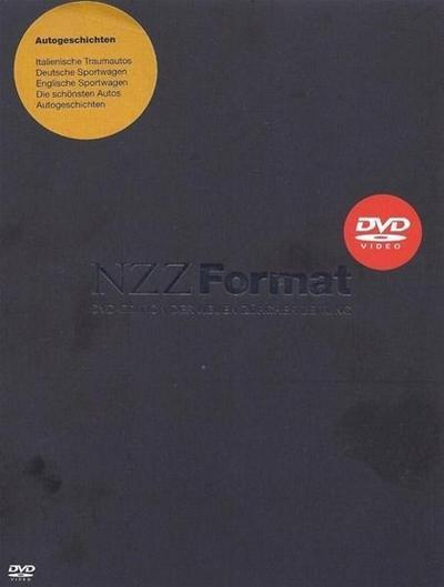 Autogeschichten - 5 DVDs über 6 Stunden Laufzeit - NZZ Format Sammelbox