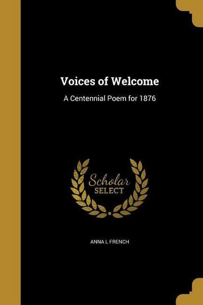 VOICES OF WELCOME