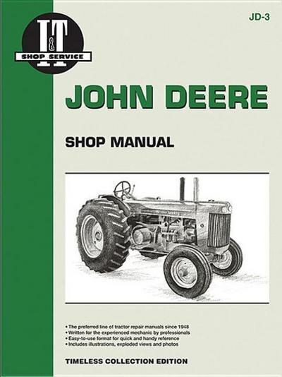 John Deere Model R Diesel