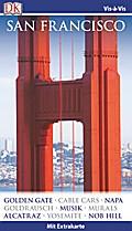 Vis-à-Vis Reiseführer San Francisco; mit Extr ...