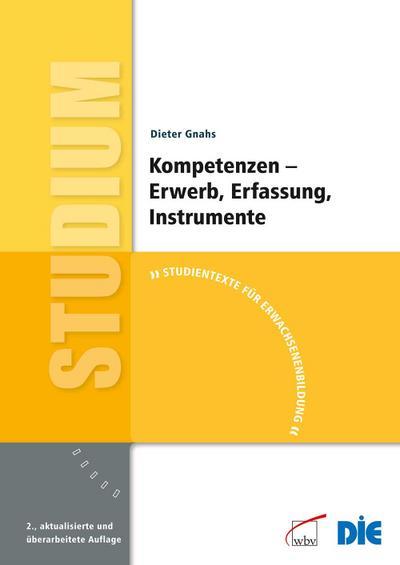 Kompetenzen - Erwerb, Erfassung, Instrumente