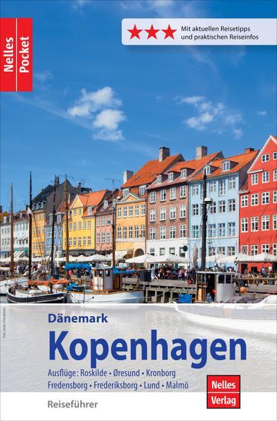 Nelles Pocket Reiseführer Kopenhagen