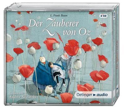 Der Zauberer von Oz, 4 Audio-CDs