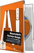 Messerscharfe Illustrator-Rezepte