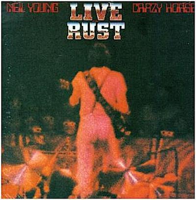 Live Rust, 2 Schallplatten