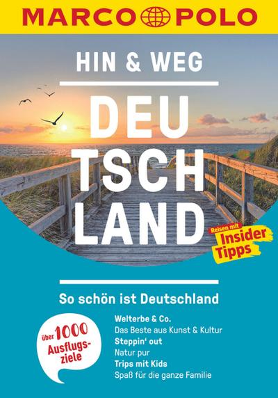 MARCO POLO Hin & Weg Deutschland